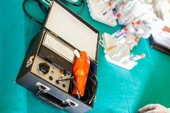 Biothesiometer Stock Photo
