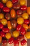 Biotomatenmischung lizenzfreies stockbild