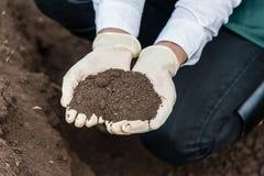 Biovoedselproductie Royalty-vrije Stock Fotografie