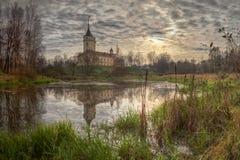 BIP城堡, Sankt彼得斯堡 库存图片