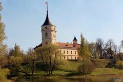 Bip castle in Pavlovsk, St. Petersburg, Russia Stock Image