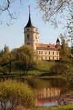 Bip castle in Pavlovsk, St. Petersburg, Russia Royalty Free Stock Photo