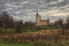 BIP Castle, sankt-Πετρούπολη Στοκ εικόνα με δικαίωμα ελεύθερης χρήσης