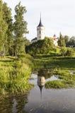 Bip kasztel (Grodowy Marienthal) Pavlovsk saint petersburg Rosja Zdjęcie Royalty Free