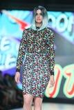 Bipa Fashion.hr fashion show 2017 : Zoran Aragovic, Zagreb, Croatia. Stock Photography