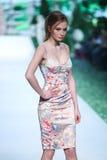 Bipa Fashion Show: Elfs, Zagreb, Croatia. Royalty Free Stock Images