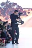 Bipa Fashion Show: Ik Studio, Zagreb, Croatia. Stock Images