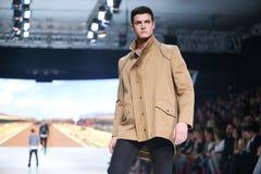 Bipa Fashion Show: Ik Studio, Zagreb, Croatia. Stock Image