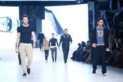 Bipa Fashion Show: Ik Studio, Zagreb, Croatia. Stock Photos