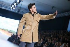 Bipa Fashion Show: Ik Studio, Zagreb, Croatia. Royalty Free Stock Photo