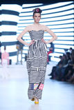 Bipa Fashion Show: Zoran Aragovic, Zagreb, Croatia. Stock Images