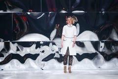 Bipa pokaz mody: Aman, Zagreb, Chorwacja Obraz Royalty Free