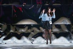 Bipa pokaz mody: AnaBo, Zagreb, Chorwacja Zdjęcia Royalty Free
