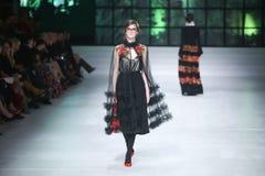 Bipa pokaz mody: pozazdroszczenie pokój, Zagreb, Chorwacja Fotografia Royalty Free