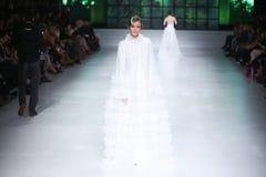Bipa pokaz mody: pozazdroszczenie pokój, Zagreb, Chorwacja Obrazy Royalty Free