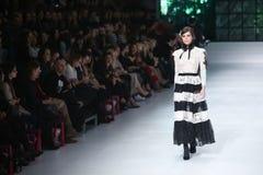 Bipa pokaz mody: pozazdroszczenie pokój, Zagreb, Chorwacja Zdjęcie Stock