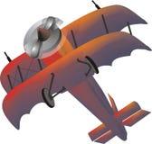 biplan Obraz Royalty Free