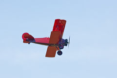 biplane τρύγος Στοκ εικόνα με δικαίωμα ελεύθερης χρήσης