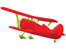 biplane Stock Illustrationer