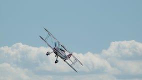 biplane Στοκ Φωτογραφίες