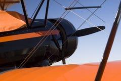 Biplane Stock Images