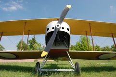 Biplane Royalty Free Stock Images