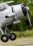 Biplane Approach Stock Photos