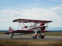 Biplane Stock Image
