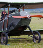Biplane Royalty Free Stock Photo