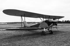 Biplane Polikarpov po-2, αεροσκάφη WW2 Στοκ εικόνα με δικαίωμα ελεύθερης χρήσης