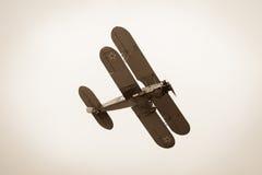 Biplane Polikarpov Po-2, aircraft  WW2 Stock Photo
