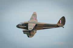 Biplane Rapide δράκων Στοκ φωτογραφίες με δικαίωμα ελεύθερης χρήσης