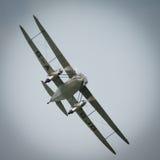 Biplane Rapide δράκων Στοκ Εικόνες