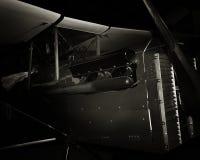 Biplano di guerra mondiale SE5 Immagini Stock Libere da Diritti