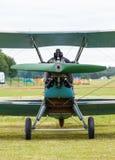 Biplano Polikarpov Po-2, aviões WW2 Imagem de Stock Royalty Free