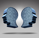 Bipolaire Wanorde royalty-vrije illustratie