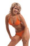 Biquini de Swimbay Fotos de Stock Royalty Free