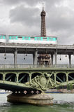 Bir-Hakeim. Royalty Free Stock Photos