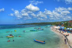 Bira Beach Royalty Free Stock Images