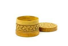Free Birch Bark Jewelry Casket Stock Photos - 12626543