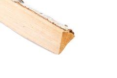 Birch firewood log Royalty Free Stock Photography
