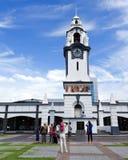 Ipoh memorial clock tower. The Birch Memorial Clock Tower or Menara Jam Peringatan Birch in Malay is a landmark and tourist attraction in Ipoh, Malaysia. Ipoh royalty free stock image