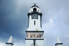 Birch Memorial in Ipoh Perak Stock Photo