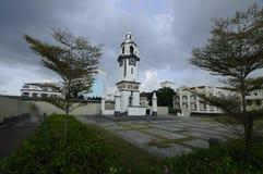 Birch Memorial in Ipoh Perak Royalty Free Stock Image