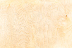 Birch Plywood Background Stock Photography