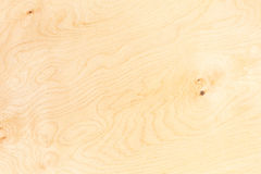 Birch plywood Royalty Free Stock Photography
