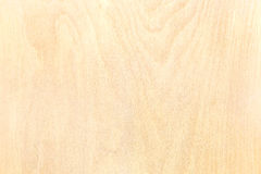 Birch plywood surface with natural pattern texture Stock Images