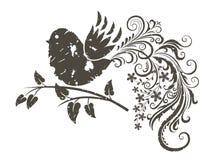 Bird. Royalty Free Stock Photography