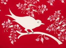 Bird abstract pattern Stock Photos