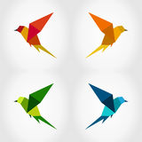 Bird abstraction3 Stock Photo